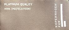 Platinum Quality Kopenhagen
