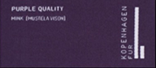 Purple Quality Kopenhagen